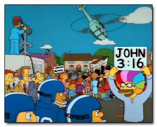 John 3.16 & multi-color do
