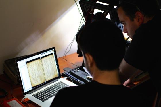digitizing st NLG